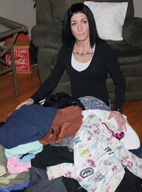 Falls woman wants to help others in need