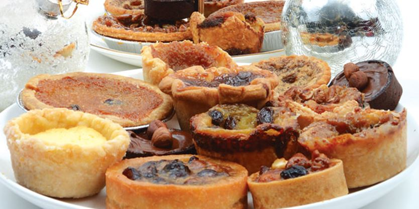 Butter Tart Recipe Food And Drink Magazine