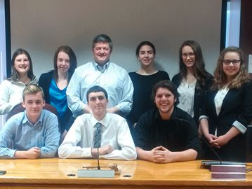 HUNTSVILLE YOUTH COUNCIL 2014-2018