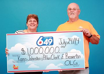 Beaverton Lotto winners