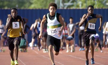 PHOTOS: OFSAA South Regional track and field meet