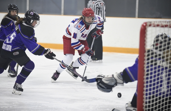 Kitchener girls hockey