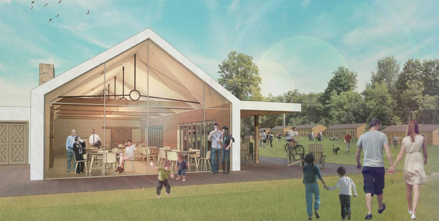 Redesigned Bolton Camp could house outdoor pool by 2021