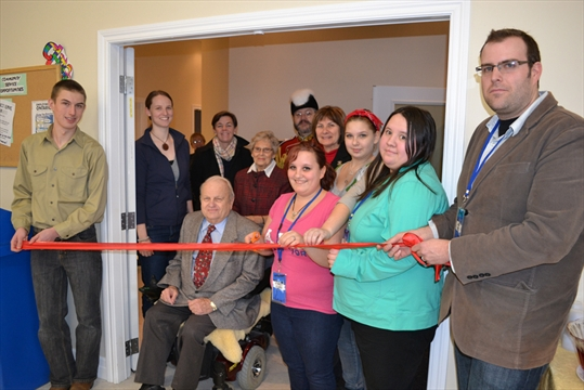 Youth centre holds grand opening for Door youth centre
