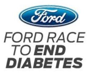 2014 Ford Race to End Diabetes, in support of JDRF