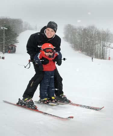 Ski season officially kicks off in Barrie area