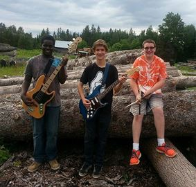 Rocking WoodBaggers
