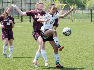 Trinity caps remarkable season with junior girls soccer title