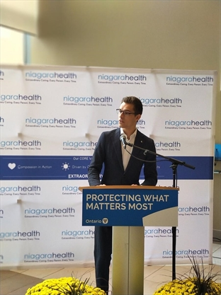 Province provides $2.8 million for at-home care in Niagara