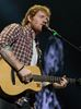 Ed Sheeran at Budweiser Gardens