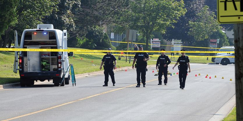 Defendant denies racing before crash that killed cyclist in Oshawa