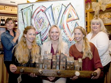 In the Orchard looks to community for gift of art