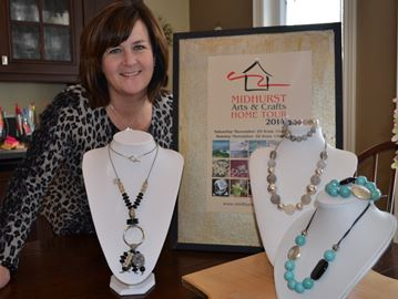 Start your holiday shopping during Midhurst Arts and Crafts tour