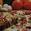 Unique gourmet pizza at Kitchener's Verona Pizza