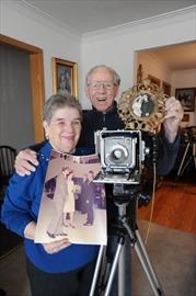 John and Joan Howard Anniversary
