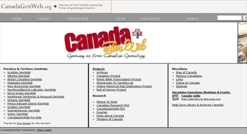 CanadaGenWeb.org
