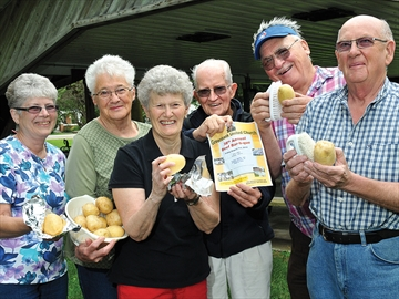 Greenbank church holds 38th annual barbecue