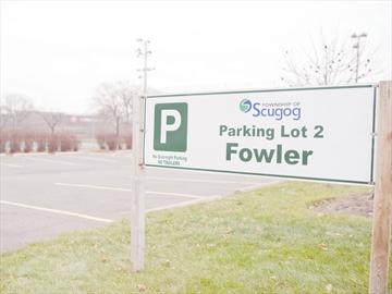 Water Street Parking Lot