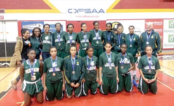 Pickering High School basketball
