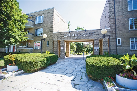 Garden Court To Remain Rental Apartments For Now Toronto Com