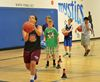 North Simcoe hoops players work on skills