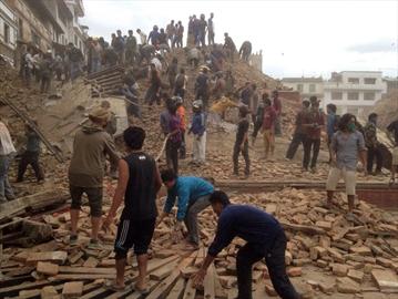 Nepal quake