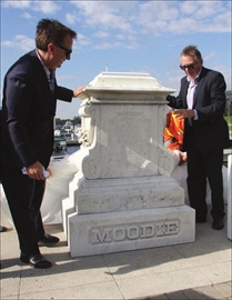 Susanna Moodie monument added to waterfront– Image 1