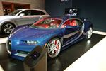 Bugatti Chiron at the Toronto AutoShow