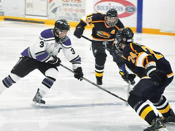 Hayden Cole showing all-star form for Penetang Kings