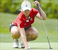 Henderson finishes second among amateurs at LPGA Major– Image 1