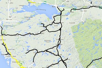 North Bay / Almaguin road conditions, Feb. 9, 6:11 a.m.