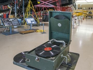 Gramophone Tour Project to make a stop at Waterdown Museum of History