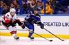 Hoffman, Stone score twice each; Senators beat Blues 6-4-Image6