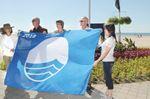 Cobourg Blue Flag