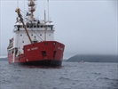 Coast guard ship hits bottom, all crew safe-Image1
