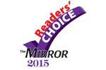Mirror Readers' Choice 2015
