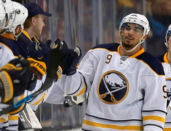 Sabres' Evander Kane charged with harassment at bar-Image1