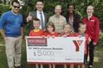 YMCA Simcoe/Muskoka gets boost from law firm