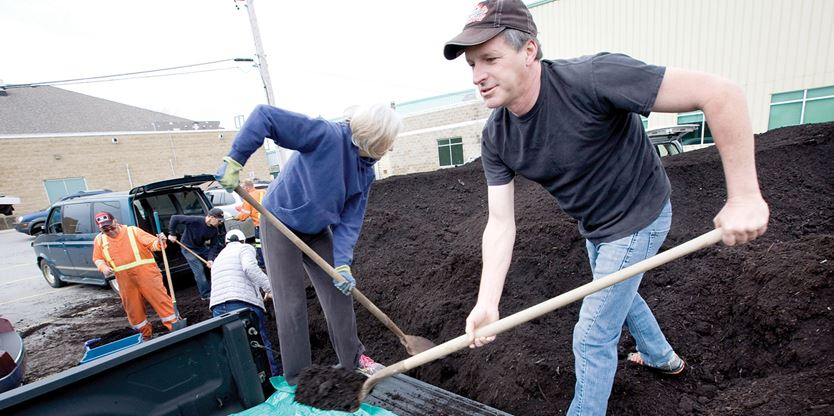 Free compost giveaway in Whitby on May 5 | DurhamRegion com
