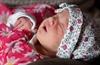 VIDEO: Meet baby Lydia