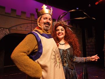 Spamalot brings the laughs to Orillia Opera House