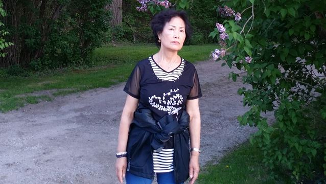 Woman, 70, missing while visiting from Korea