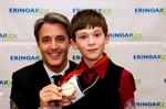 Oakville's Spencer is on the red carpet thanks to ErinoakKids