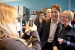 Justin Trudeau visits St. Catharines