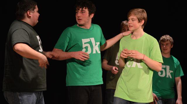 Muskoka's high school improv teams amaze with wit ...