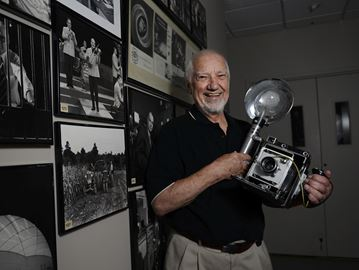 Burlington photographer donates 500,000 negatives to Hamilton Public Library