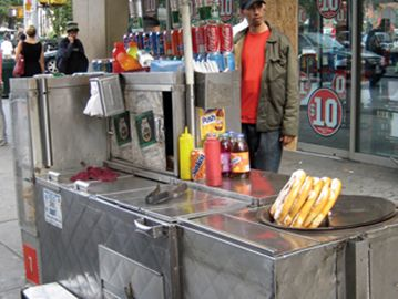 Hot dog carts might not be the only outdoor food choices this summer.