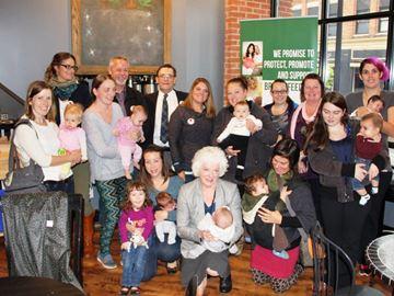 Grey/Bruce businesses go breastfeeding friendly
