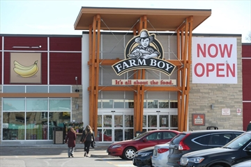 A Farm Boy in Etobicoke. The parent company of grocery chain Sobeys Inc. says it has reached a deal to acquire food retailer Farm Boy in a bid to expand its reach in Ontario.
