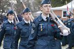 Huntsville Remembrance Day Service 2014